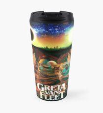 greta anthem peaceful army van fleet tour 2019 pertelon Travel Mug