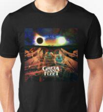 greta anthem peaceful army van fleet tour 2019 pertelon Unisex T-Shirt