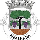 Coat of Arms of Mealhada, Portugal by Tonbbo