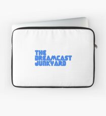 Dreamcast Junkyard Logo - Text Only Laptop Sleeve