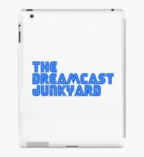 Dreamcast Junkyard Logo - Text Only iPad Case/Skin