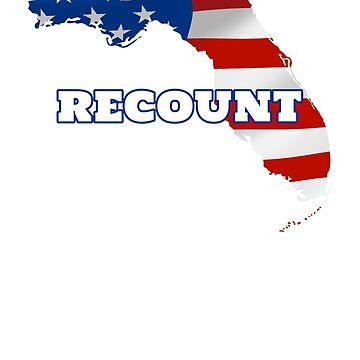 Florida Election 2018 Recount  by highparkoutlet