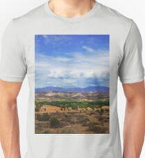 a wonderful Mexico landscape Unisex T-Shirt