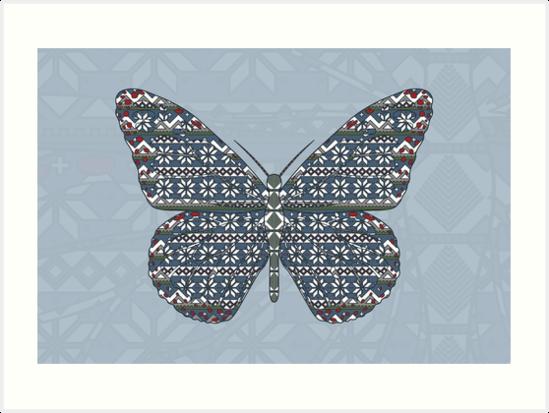 Nordic Monarch by Valerie Hartley Bennett