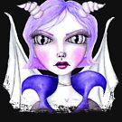 Dark Fairy Drama Queen by LittleMissTyne