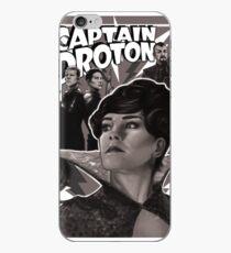 Captain Proton iPhone Case