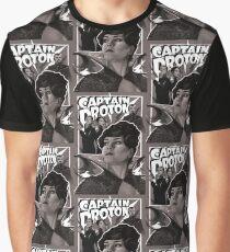 Captain Proton Graphic T-Shirt