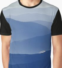 Foggy Mountain Graphic T-Shirt