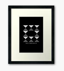 Design 174 Framed Print