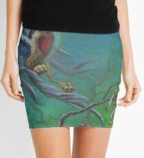 Letting Go Mini Skirt