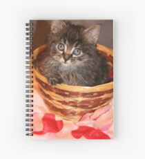 I love you. Spiral Notebook