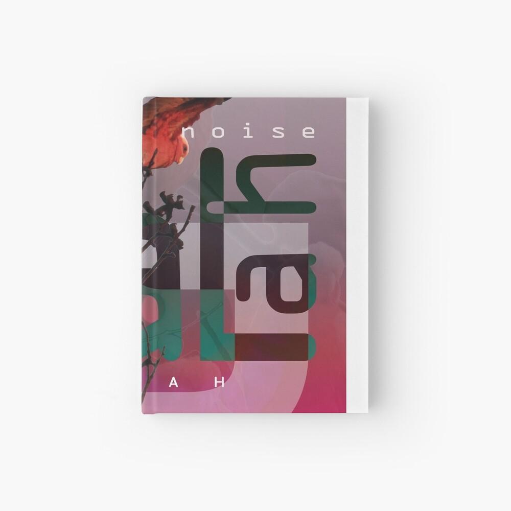 D-White Noise - Galah Merch - Version 0 Hardcover Journal