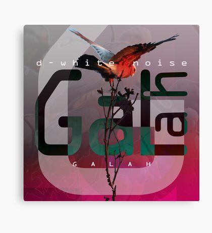 D-White Noise - Galah Merch - Version 0 Canvas Print