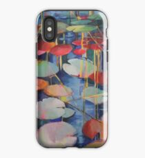 Nymphaea  iPhone Case