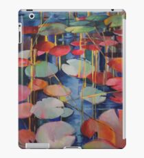 Nymphaea  iPad Case/Skin