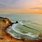 Palos Verdes California Sunset by K D Graves Photography