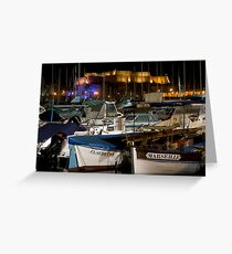 France - Marseille Greeting Card