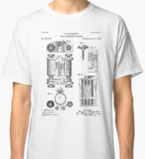 First Computer Patent - Technology Art - Antique Classic T-Shirt