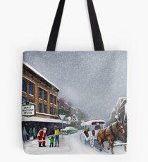 Downtown Bardstown Christmas Tote Bag