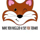 Sly Fox Hug by Whiffahugs