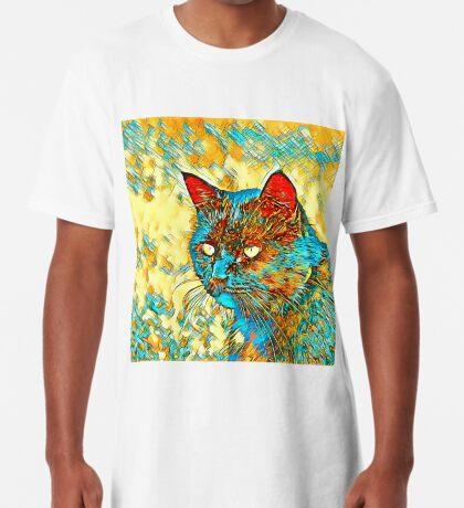 Catus Long T-Shirt