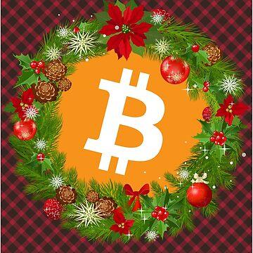 Christmas Bitcoin by BitcoinBros