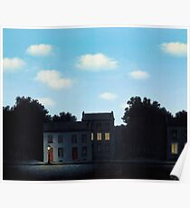 Magritte, French Artist, France, Cards Stickers, Many Items Poster