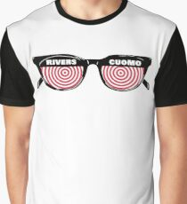 Rivers Cuomo 3D glasses Graphic T-Shirt