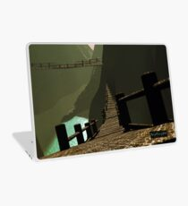 Time for Adventure! Laptop Skin
