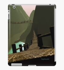 Time for Adventure! iPad Case/Skin