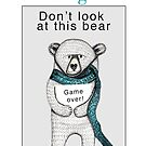 Bear game by Jenny Wood