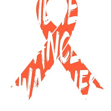 Kidney Cancer Awareness by LizWhite