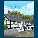 ROSE HILL - Former Weaver's Cottages by CRP-C2M-SEM