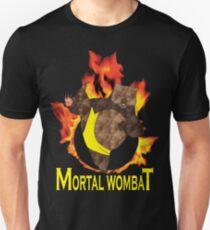 Mortal Wombat Unisex T-Shirt