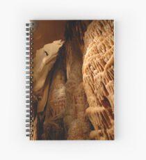 Princess Margaret Rose Caves Spiral Notebook