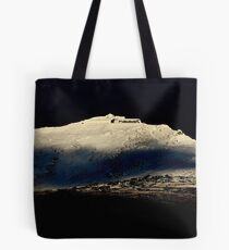 LOOK UP TO THE SUMMIT OF LIGHT AND SHADOW Tote Bag