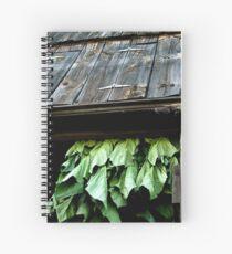 T-Harvest Spiral Notebook
