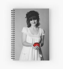 Dark Fairy Tales - Snow White 1 Spiral Notebook
