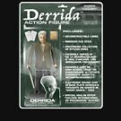 Derrida Action Figure by GiantsOfThought