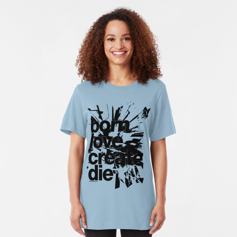 the rebirth Slim Fit T-Shirt