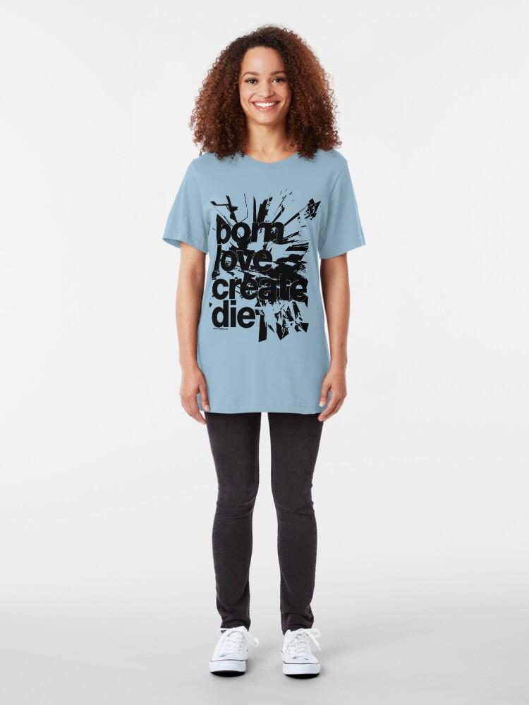 Alternate view of the rebirth Slim Fit T-Shirt