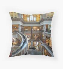 Caesar's Bazar Throw Pillow