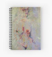 Blure women Spiral Notebook