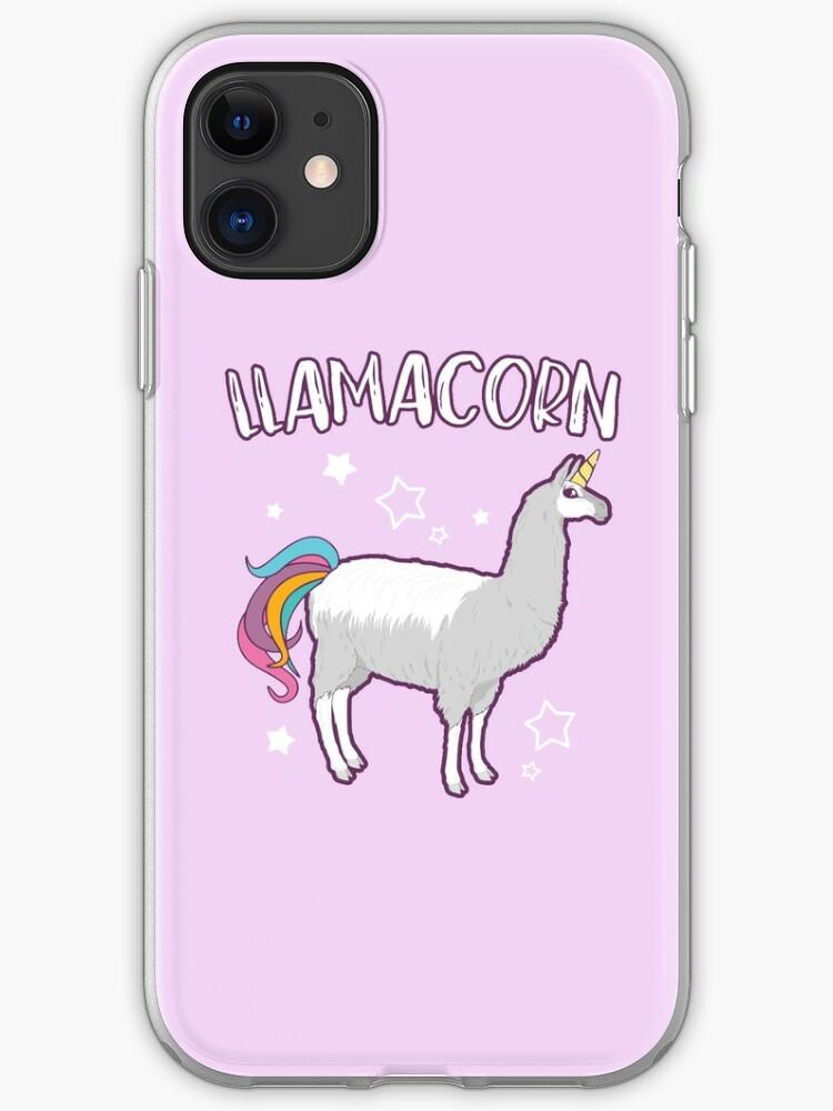 IPHONE CASE COVER - Cute Unicorn - Kids