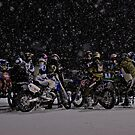Freestyle Moto - Winter X Games 10 by Craig Durkee