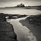 Bamburgh Castle by David Bowman