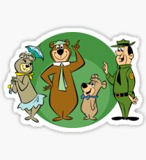 yogi bear Sticker