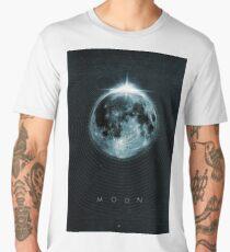 Mond Männer Premium T-Shirts