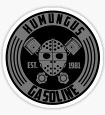 Lord Humungus gasoline Sticker