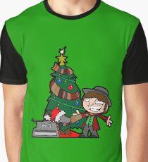 Christmas Doctor! Christmas! Graphic T-Shirt